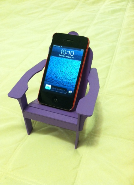 Adirondack Phone Chair