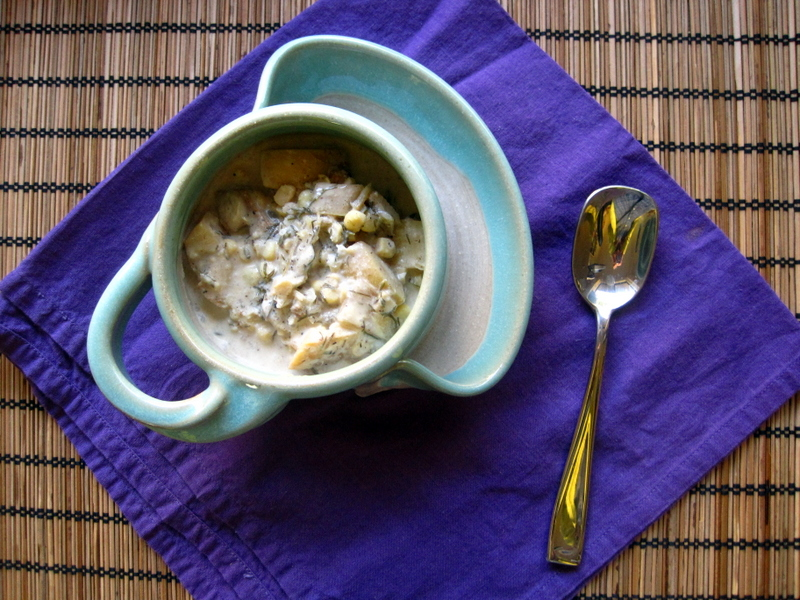 Chanterelle Chowder