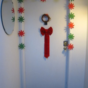 A Little Holiday Garland