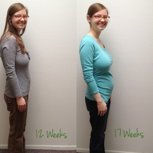 Adventures in Pregnancy: 17 Weeks