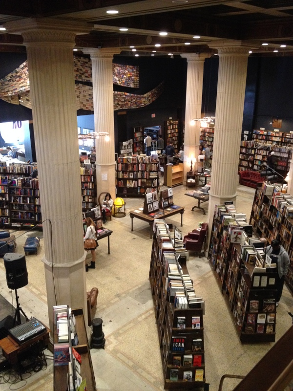 The Last Bookstore