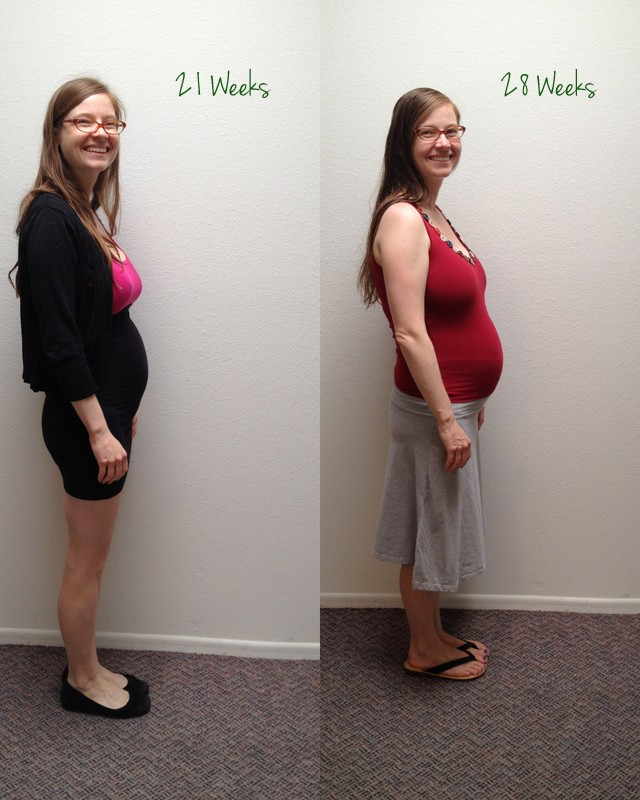 Adventures in Pregnancy: 28 Weeks