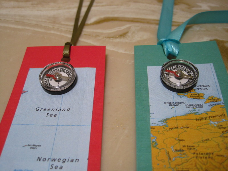 Map Bookmarks