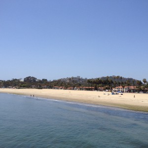 Writing, Recording, and Scenes from Santa Barbara