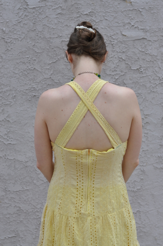 Turmeric Dress