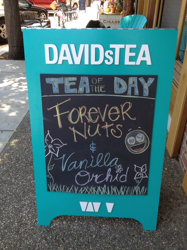David's Tea