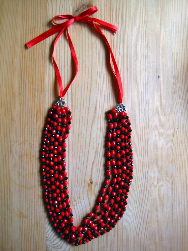 DIY Statement Necklace