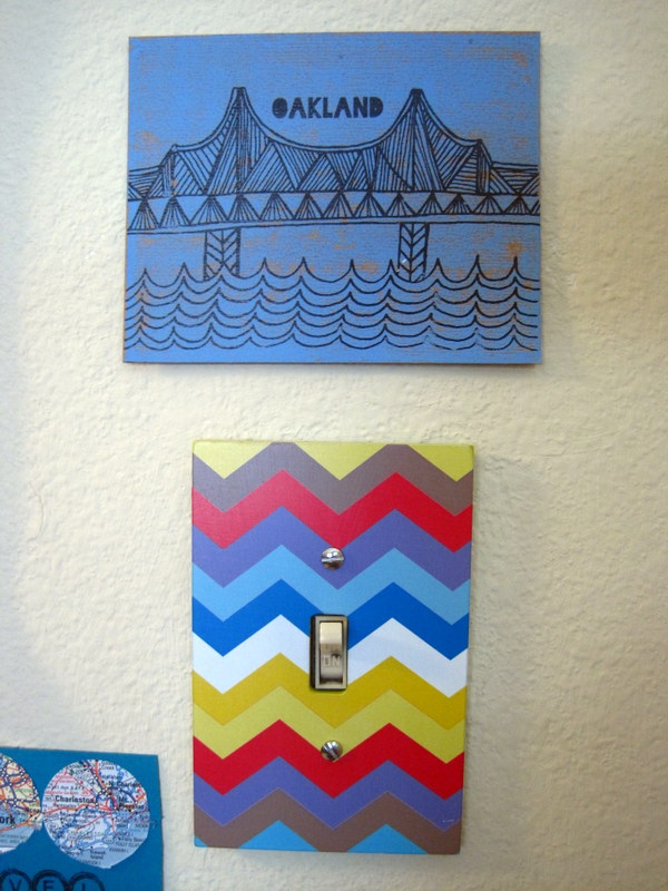 Chevron Happiness